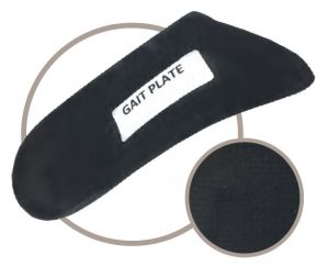 Gait Plate (to induce in toe)